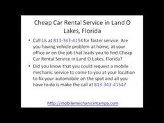 Mobile Mechanic landolakes Florida auto car repair service shop review that comes to you. Give us a call 813-343-4154 or visit us at http://mobilemechanicintampa.com/landolakes-fl-auto-repair-car-service-shop-on-wheels/