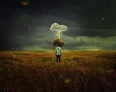 20 Wickedly Photo Manipulation Tutorials - Create a Surreal Photo Manipulation