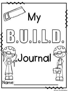 CONSTRUCTION KIDS B.U.I.L.D. MATH CENTERS ORGANIZATION  ROTATION SET-UP PACK - TeachersPayTeachers.com