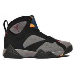 "Air Jordan 7 (VII) ""Bordeaux"" – Release Date - KicksOnFire.com ❤ liked on Polyvore"