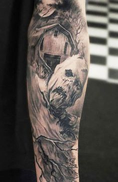 33 Best Scarecrow Tattoos Images In 2017 Instagram Scarecrow