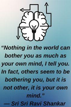 Good Thoughts Quotes, Motivational Thoughts, Motivational Quotes, Care Quotes, Best Quotes, Funny Quotes, Dream Motivation Quotes, Sudarshan Kriya, Ramana Maharshi