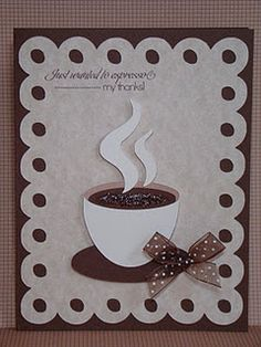 Открытка своими руками кофе, день ангела открытки