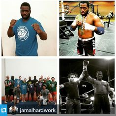 Big Tafon!  #Repost @jamalhardwork ・・・ Shout out to @crazy88mma Tafon Nchukwi on moving to the next level congratulations ossss