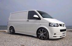 VW T5 Transporter Vanworx.co.uk