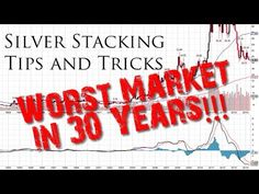 PROOF Silver Is The WORST Market In 30 Years! Silver Stacking Tips and T...