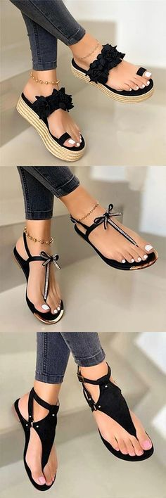 Mensootd is filled with the season's hottest trends, available in all sizes. You can buy the trendy fashion shoes, clothing and bags here. Enjoy your shopping journey now! Trendy Sandals, Cute Sandals, Cute Shoes, Women Sandals, Funny Shoes, Cute Slippers, Pink Slippers, Jeweled Shoes, Beautiful Toes