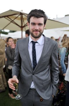 Jack Whitehall (comedian, television presenter and actor, known for Fresh Meat, Big Brother, Bad Education, and A League of Their Own)