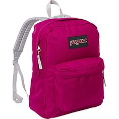 Jansport Superbreak School Backpack ($35) ❤ liked on Polyvore ...