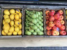 Beautiful fruit in San Sebastián