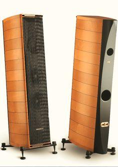 Sonus Faber Cremona M maple High End Audio, Loudspeaker, Audio Equipment, Audiophile, Speakers, Acoustic, Italy, Retro, Digital