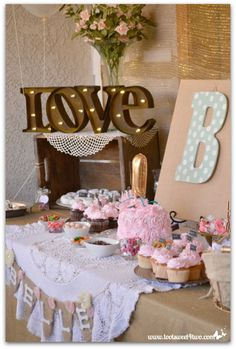 Baby Turns One: Deco