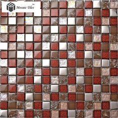 Gl Mosaic Tiles Tile Kitchen Backsplash Ideas Bathroom Wall Decor House Silver Crossword Puzzles