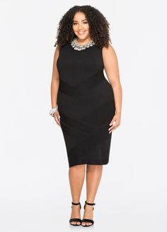 beyond by ashley graham women's plus size ruched dress - (sale