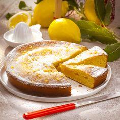 recette italienne gâteau maison au citron companion moulinex italian food Cuisine Companion de Moulinex votre compagnon culinaire au quotidien