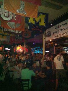 Loved Sloppy Joe's Bar in Key West