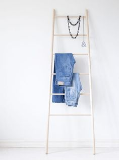 VERSO DESIGN TIKAS Ladder jeans