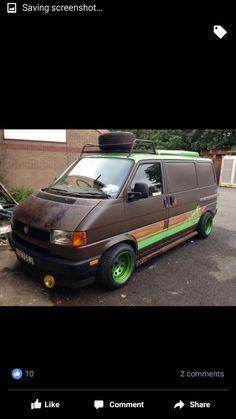 T3 Camper, Custom Bobber, Cool Vans, Vw Vans, Volkswagen Transporter, Campervan, Van Life, Jeep Wrangler, Cars And Motorcycles