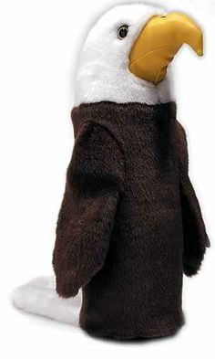 Bald Eagle Golf Animal Headcover