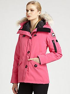 Canada Goose expedition parka online cheap - CANADA GOOSE 'Montebello' Parka Coat. #canadagoose #cloth #coat ...
