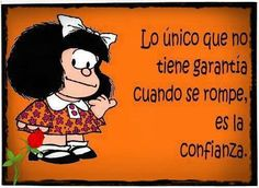No creo en ti . Mafalda Quotes, Ex Amor, Funny Quotes, Life Quotes, Pinterest Memes, Strip, Try To Remember, More Than Words, Spanish Quotes