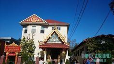 Wat Mongkolratanaram – The Thai Buddhist Temple in Berkeley