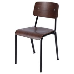 stoel-zwart