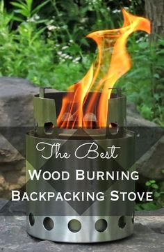 Another article on backpacking gear! Learn about the pros and cons of using a wood burning backpacking stove, plus see some crowd favorite wood burning backpacking stoves. Backpacking Gear, Camping Tips, Stoves, Survival Gear, Wood Burning, Outdoor Gear, Crowd, Burns, Hiking