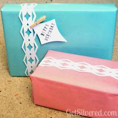 Diamond lace Border - Make paper lace with Free Cutting File.