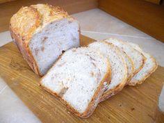 Pane cassetta con prosciutto crudo