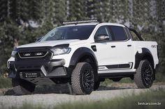 M-Sport deixa Ford Ranger pronta ao fora de estrada | Best Cars