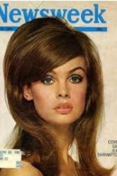 (1960-1970) female - makeup