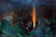 Leonardo Nierman, Magic Fire