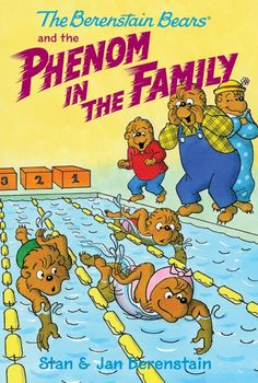 Berenstain Bears Chapter Book: The Phenom in the Family  by Stan & Jan Berenstain