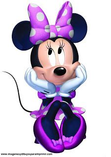 imagenes minnie mouse
