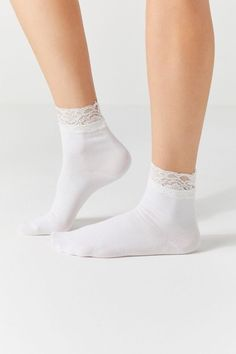 Frilly Socks, Lace Socks, Ankle Socks, Costume Accessories, Women's Accessories, Trouser Socks, Girls Socks, Lace Collar, Blonde Beauty