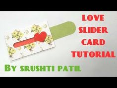 This video Tutorial is uploaded as many people asked me to make tutorial on it. Its a simple card which can be added to Explosion box or Scrap book to make i...