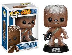 NEED (RARE): Funko Pop Star Wars 06 Chewbacca Hoth GameStop Exclusive