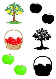 Folder Games, Autumn Activities, Speech Therapy, Kids And Parenting, Worksheets, Kindergarten, Flora, Preschool, Education
