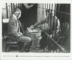 Still Photograph from Steve McQueen's Tom Horn. Steve as Tom Horn plays checkers with friend John C Coble (played by Richard Farnsworth) in Jail Steve Mcqueen, Richard Farnsworth, Play Checkers, Tom Horn, Prison Life, Words Worth, Mc Queen, Movies, Films