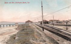 Trolleys once rivaled the crashing surf in the soundscape of Southland beaches. Along much of the Southern California coast from Santa Monica to Redondo and from Long Beach to Newport, a red dot—a distant Pacific Electric car—would appear down the shore.