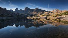 Lac d'Allos  Mercantour National Park