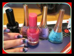 Ombre na paznokciach, Golden Rose, Manicure, Golden Rose Paris Golden Rose color expert # Beauty Styl, Manicure, Lipstick, Rose, Beauty, Color, Nail Bar, Nails, Lipsticks, Pink