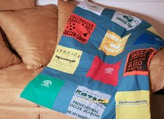 10 Ways to Upcycle Old T-shirts