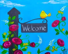 .Welcome.              t