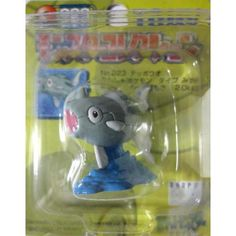 "Pokemon 2004 Remoraid Tomy 2"" Monster Collection Plastic Figure #223"