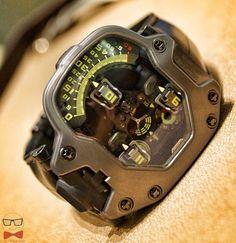 110PT, Urwerk by Mr. Watch Guide