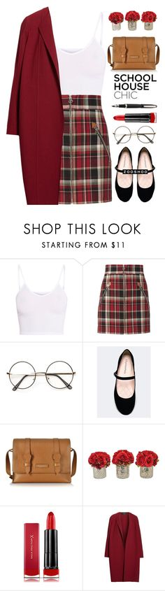 """W O R K"" by amethyst0818 ❤ liked on Polyvore featuring BasicGrey, rag & bone, City Classified, The Bridge, The French Bee, Max Factor and Lafayette 148 New York"