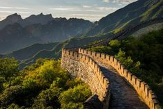 The Great Wall by @Mike Hollman