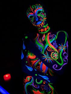 Glow+In+The+Dark+Party+Ideas | Glow in the Dark Party :